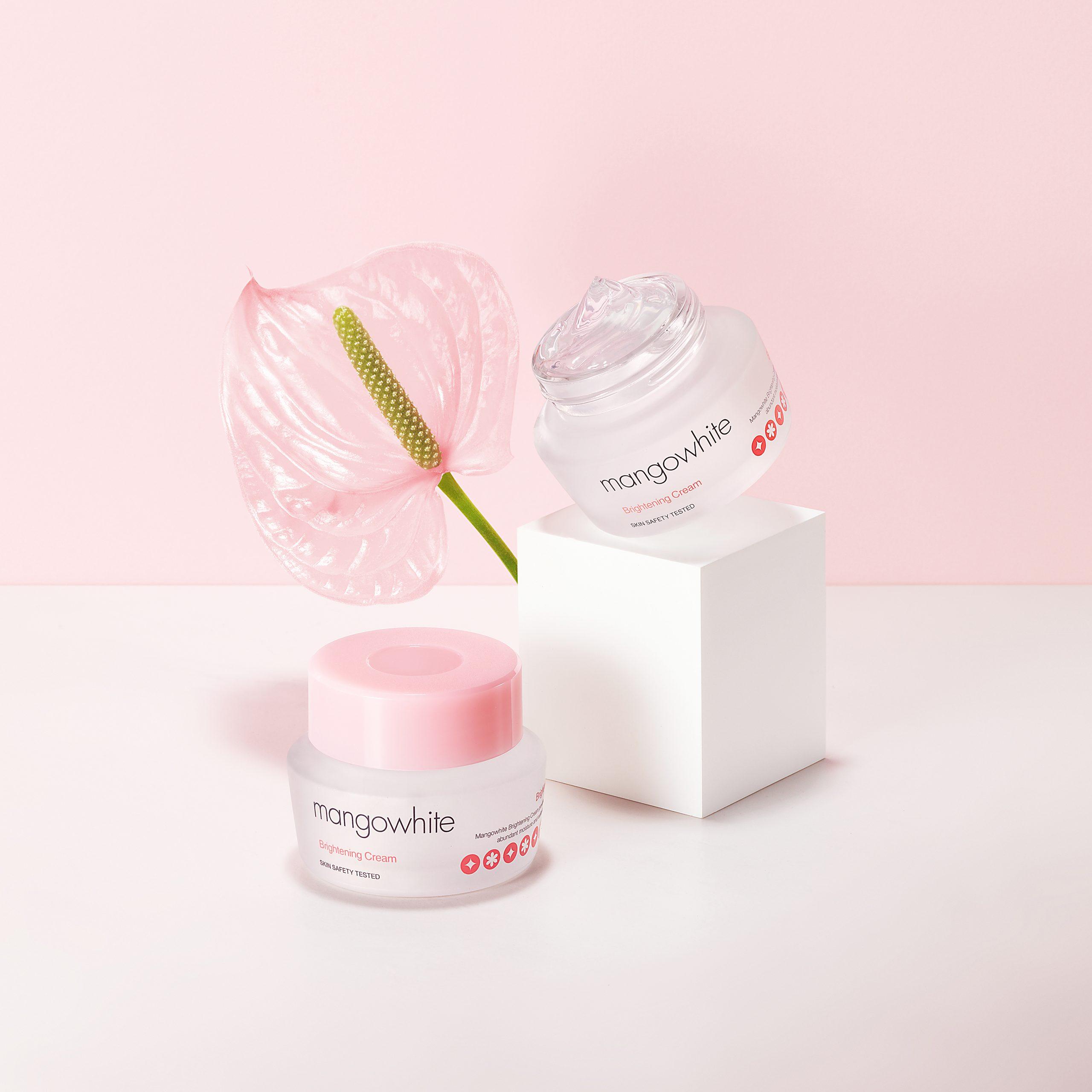 Mangowhite brightening cream - Maccaron   Shop Korean Skin Care in India at  best